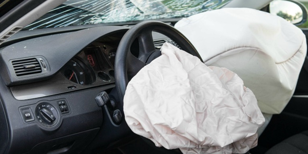 Airbag Depolyed