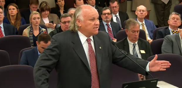 Dale Swope Testifying