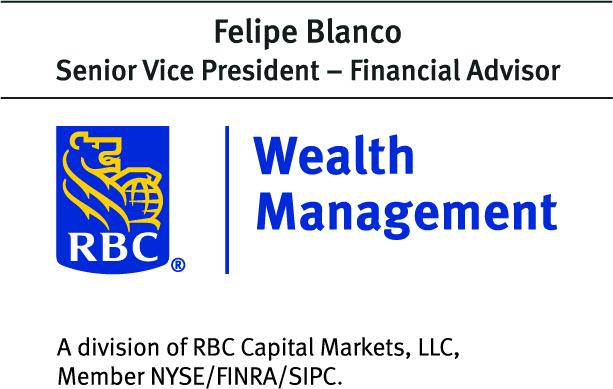 Felipe Blanco RBC Weath Management