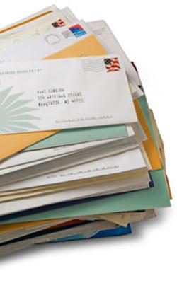 Mailing 250x400