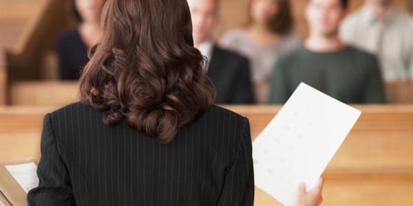 Women In Court