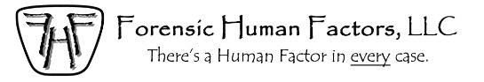 forensic human factors