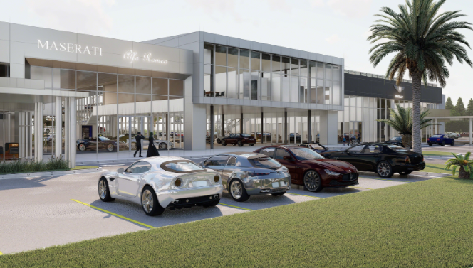 Bentley & Maserati Jacksonville