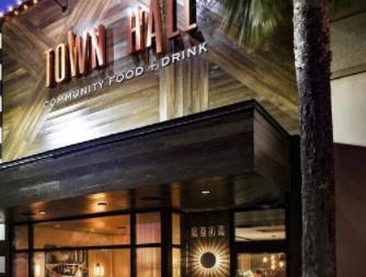 Town Hall Restaurant Jacksonville