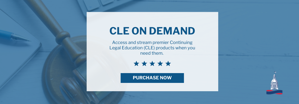 CLE on Demand